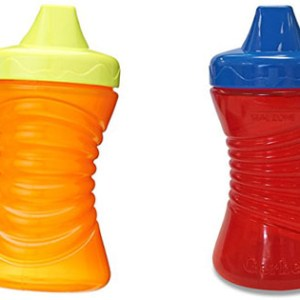 Gerber Graduates Fun Grips Hard Spout Sippy Cup in Assorted Colors Ounce Count