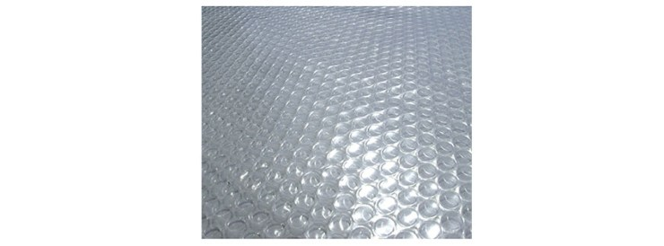 Blue Wave Feet Round Solar Blanket for Above Ground Pools