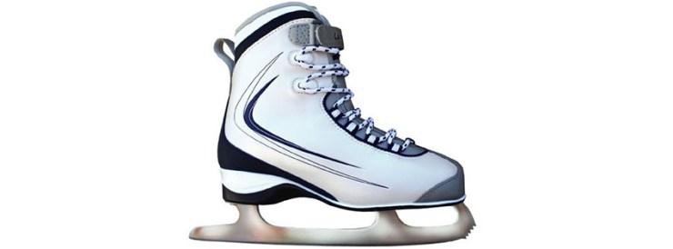 Lake Placid Supreme Women Soft Boot Figure Ice Skate