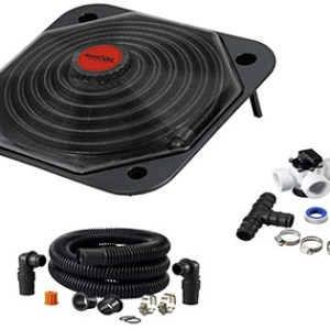 sunCOIL SCDOME Solar Heater for Above Ground Pools