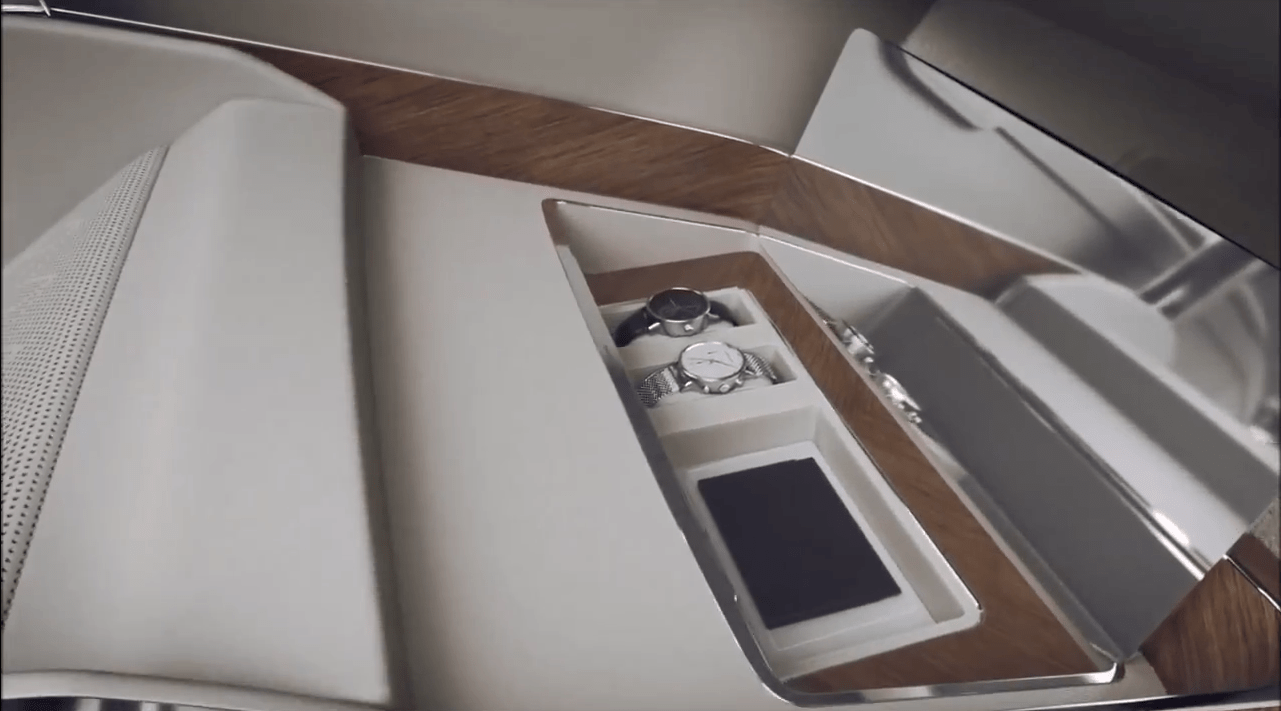 Volvo Xc90 Lounge Console Unveiled And It S Incredible