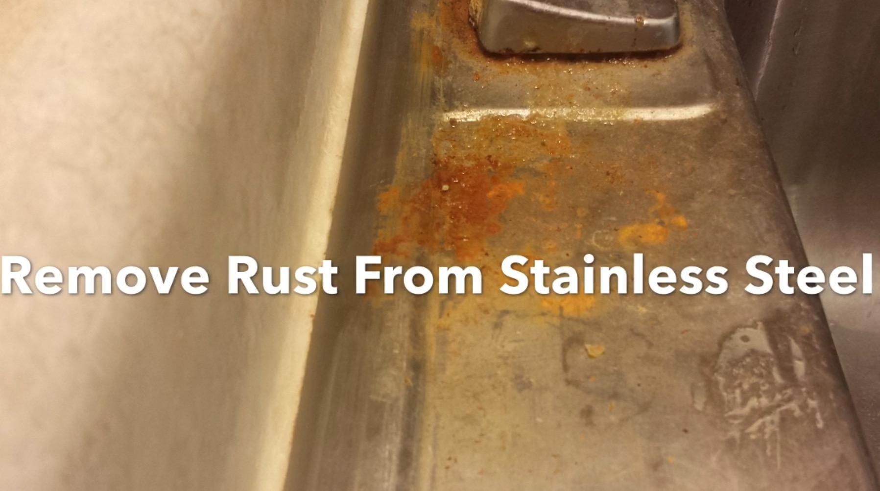 Remove Rust