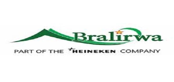 Fleet Coordinator at BRALIRWA Plc: (Deadline 8 October 2021)