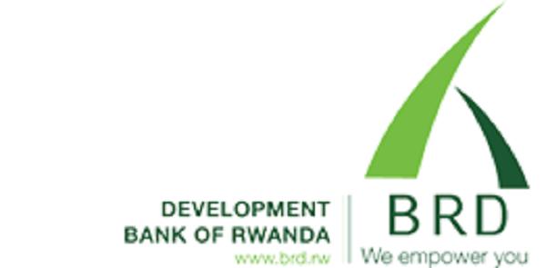 6 Positions at Development Bank of Rwanda (BRD): (Deadline 27 August 2021)