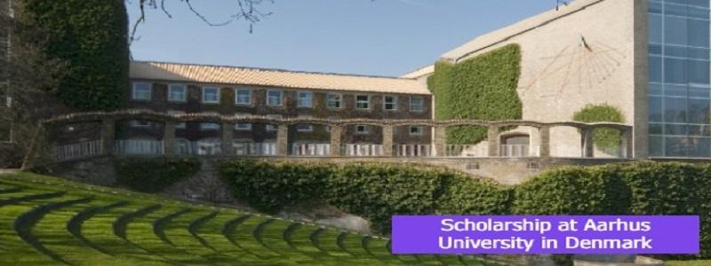 Scholarship at Aarhus University in Denmark – Fully Funded: (Deadline 1 September 2021)