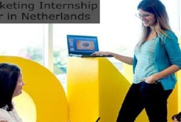 Digital Marketing Internship at Unilever in Netherlands: (Deadline 30 June 2021)