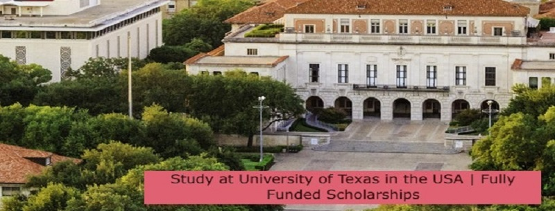 Fully Funded Scholarship in the USA: (Deadline 1 October 2021)