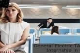 General Electric TA Operation Internship in China: (Deadline31 July 202)