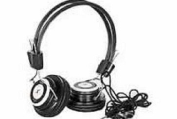 Brand new RXD Super Bass headphones with balanced audio signature.