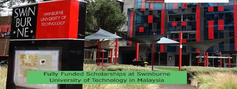 Fully Funded Scholarships in Malaysia: (Deadline 31 August2021)