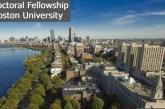 Postdoctoral Fellowship in Immunology at Boston University: (Deadline 30 September 2021)