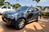 Toyota Fortuner Car for Sale in Rwanda. Price : 14,000,000Frw (Contact : 0788485318)