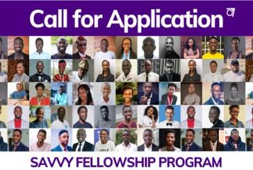 Savvy Prize 2022 (Win $3,000 Cash Prizes): (Deadline 31 December 2021)