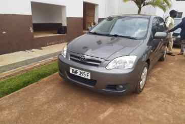 Imodoka nziza cyane Corolla Sport shya igurishwa 7.500.000frw.