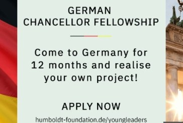 Georg Forster Research Award 2021 (12 months stay in Germany): (Deadline 31 October 2021)
