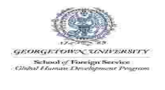 Georgetown University 2021/2022 Pedro Arrupe S.J. International funding for Peace in USA: (Deadline 15 November 2021)