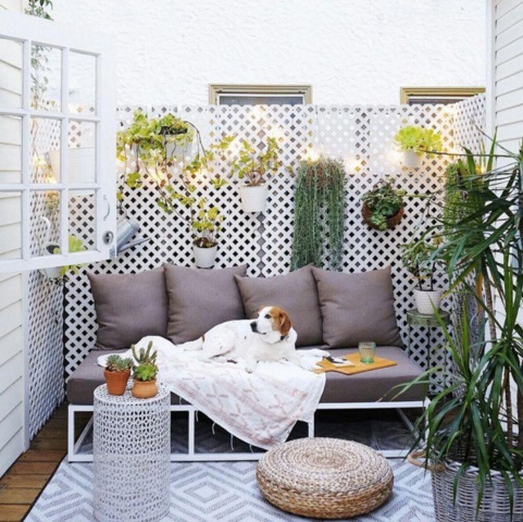 50 best apartment patio decor ideas