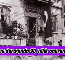 Barış durağında tarihi zafer