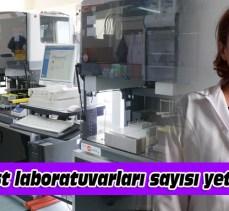 Bursa'da Covid-19 laboratuvarları sayısı yeterli