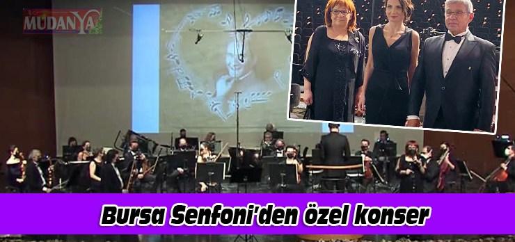 Bursa Senfoni'den özel konser