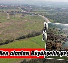 Mudanya'da kaderine terk edilen alanlar yeniden doğaya kazandırıldı