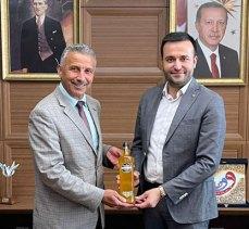 Mudanya Esnaf Kredi Kefalet'ten Büyükşehir'e iade-i ziyaret