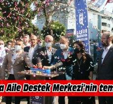 Bursa Büyükşehir'den Mudanya'ya 'Aile Destek Merkezi'