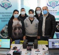Bursa'da 'Code is Loading Projesi' tanıtıldı