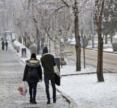 Sıcaklıklar düşüyor, kar geliyor!