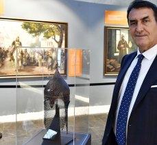 Orhan Gazi'nin miğferi Fetih Müzesi'nde