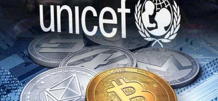 UNICEF Kripto Fonu'na 1 milyon dolarlık ilk kurumsal bağış!