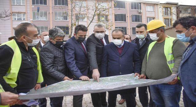 Bursa Karacabey'in çehresi değişecek