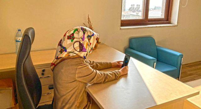 Kahramanmaraş'ta online psikolog desteği
