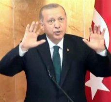 Erdoğan, Angola Meclisi'nden hitap etti