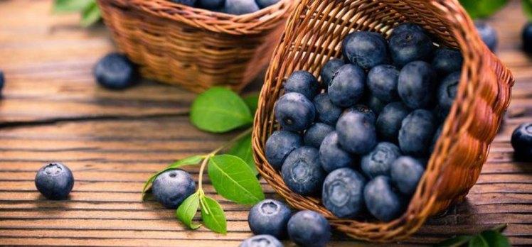 Blueberry ile sağlığınızı koruyun