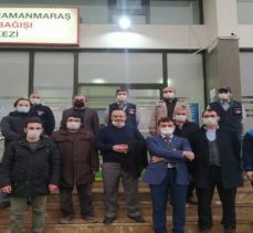 Kahramanmaraş'ta kan bağışına büyük destek