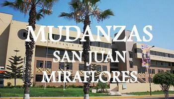 mudanzas en san juan de miraflores