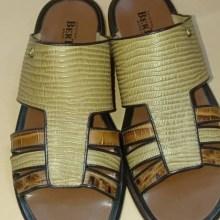 Bertozzi Men Shoes – Creamy 43″