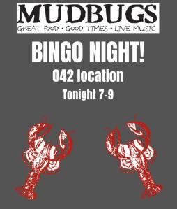 Mudbugs Bingo Night @ Mudbugs 042