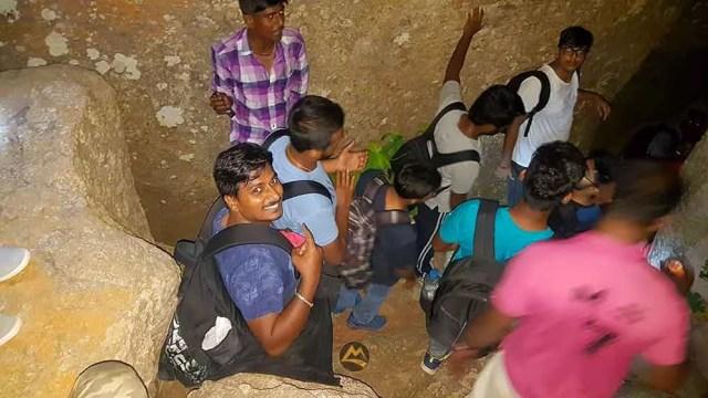 Antharagange-Trek-Image-Muddie-Trails-Best-Trek-Around-Bangalore