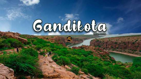 Gandikota Trip bangalore hyderabad