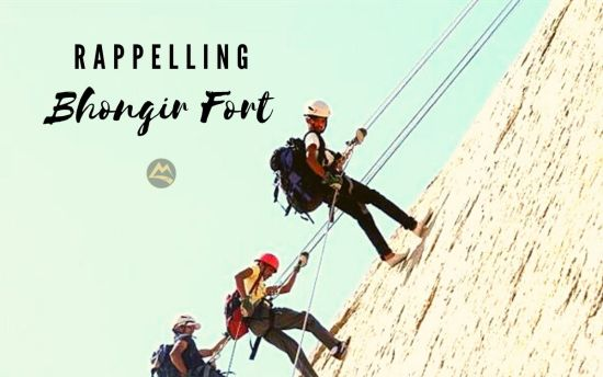 Bhongir Fort Rappelling From Hyderabad