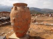 Malia Crete Gillian Hovell Muddy Archaeologist