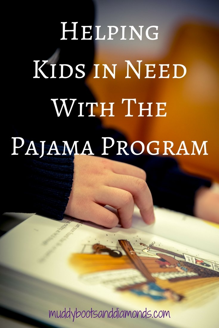 Helping local children with The Pajama Project   In Lieu of Gifts: The Pajama Project via muddybootsanddiamonds.com