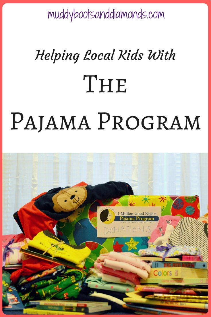 We participated in The Pajama Project in honor of our son's 1st birthday. Guests were asked to bring pajamas and a book in lieu of gifts   In Lieu of Gifts: The Pajama Project via muddybootsanddiamonds.com