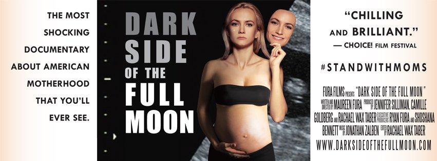 Dark Side of the Full Moon Poster
