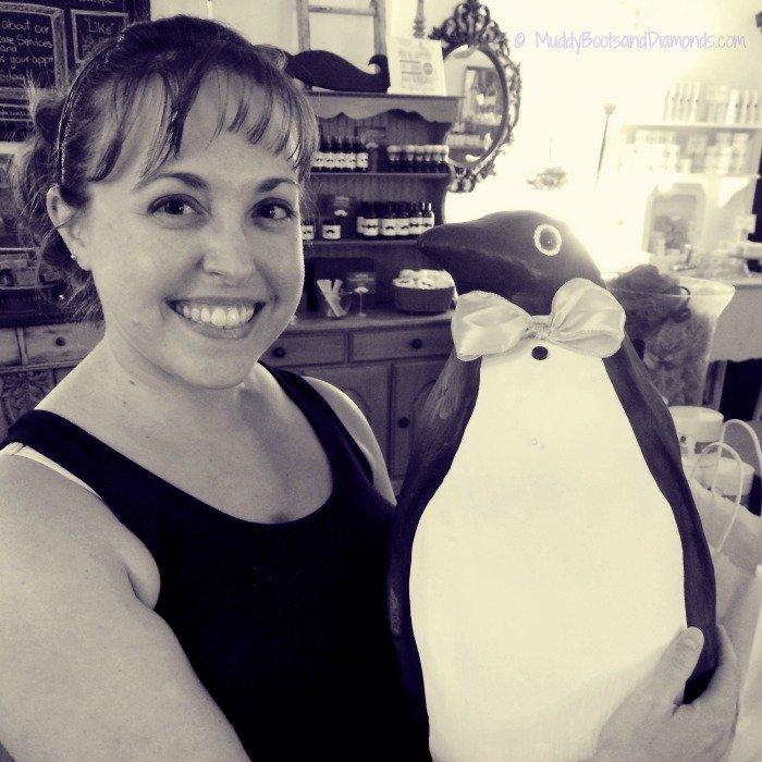 LadyBurg Mr Penguin