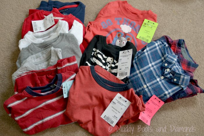 Fall 2016 Consignment Sale Finds via muddybootsanddiamonds.com