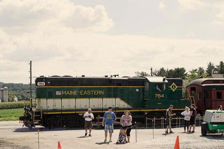 Day Out With Thomas 2016 at Strasburg, PA Railroad via muddybootsanddiamonds.com