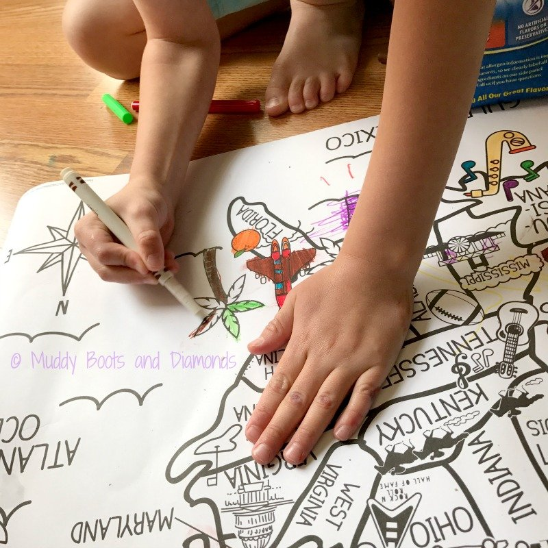 Kindergarten Preparedness and #KidGoals with Gymboree